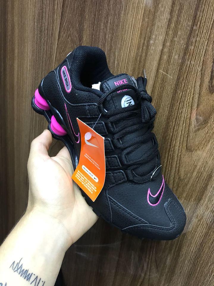 ce3595720a8 Nike Shox Nz Preto e Roxo Feminino - Mozarts Fitch Outlet