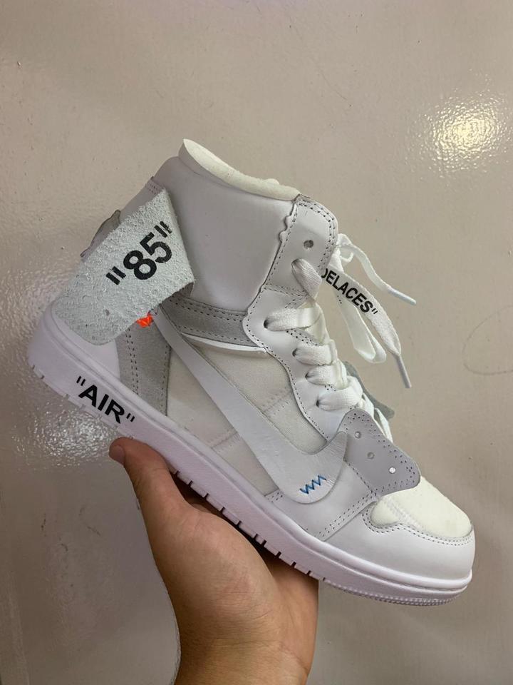 b9d2a0493 Nike Air Jordan X Off White Branco Masculino - Mozarts Fitch Outlet