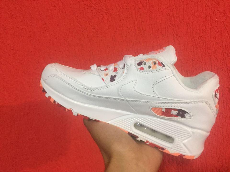 94cbd122633 Nike Air Max 90 Feminino London Pronta Entrega - Mozarts Fitch Outlet