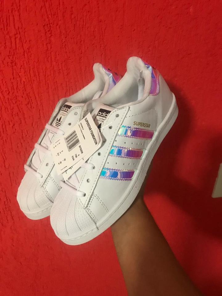ec1633973 Adidas Superstar Holográfico New Adidas Superstar Holográfico New ...