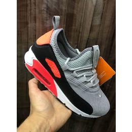 691708f96f Nike Air Ez Max Ez Air Cinza e Laranja Masculino Mozarts Fitch Outlet 999a69