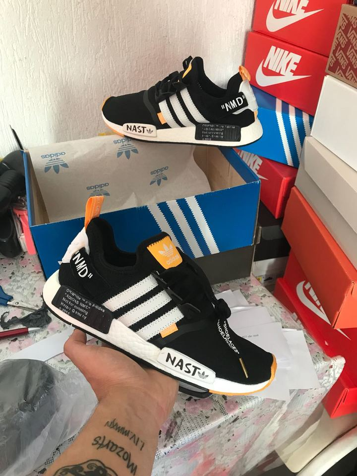 b454ed812dc Adidas NMD Nast Masculino - Mozarts Fitch Outlet