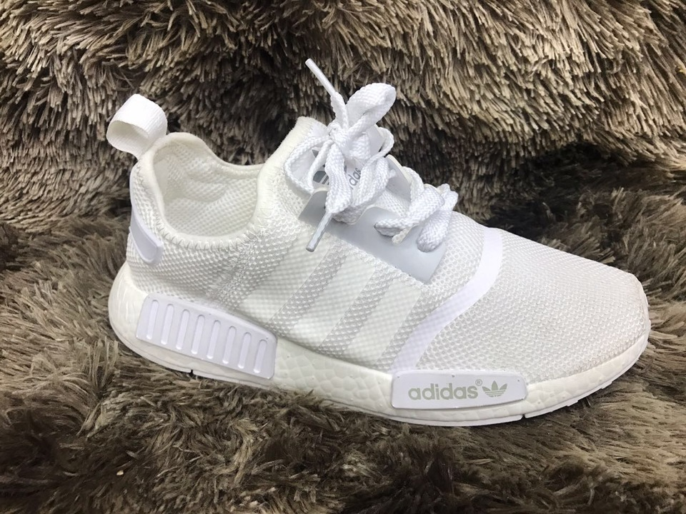 046f9c8e4c Tenis Adidas Nmd Branco Todo Mozarts Fitch Outlet