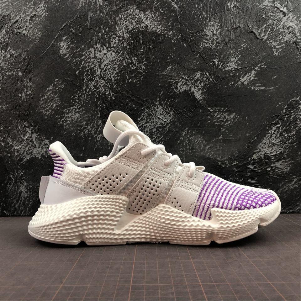 superior quality fa617 a7ab6 Adidas Prophere EQT White Purple