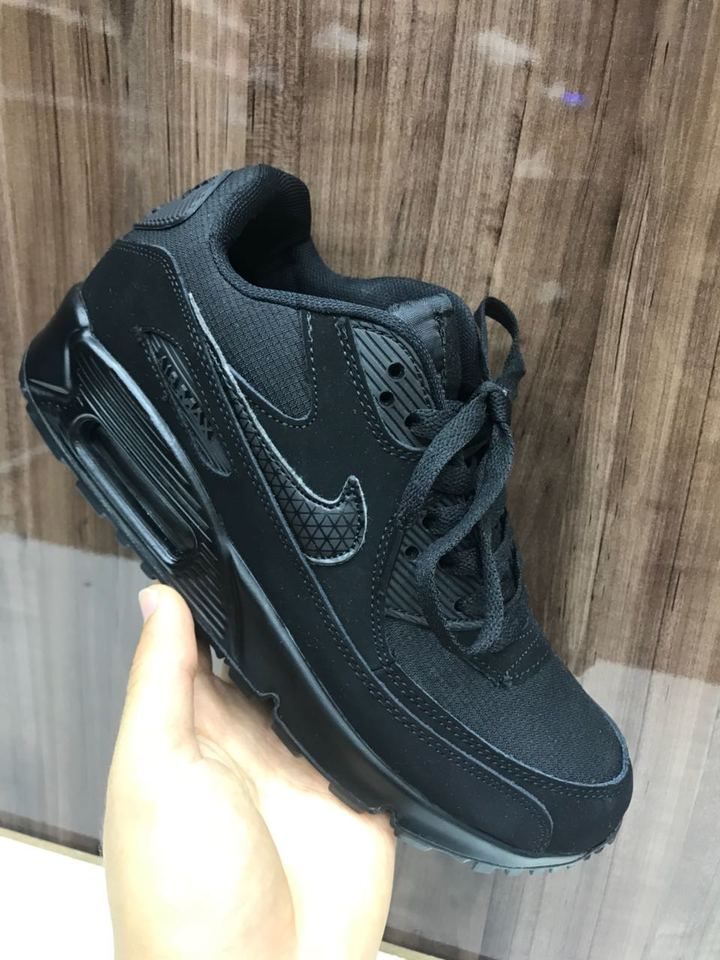 Tenis Nike Air Max 90 Importado All Black - Mozarts Fitch Outlet 47ceceadec