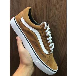 Vans Old Skool Caramelo Pronta Entrega df1d92e50474e