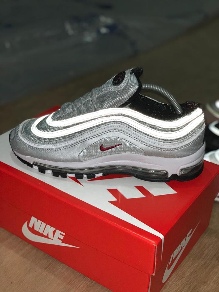 curva lamentar Ropa  Tenis Nike Air Max 97 Undefeated Importado Masculino - Mozarts Fitch Outlet