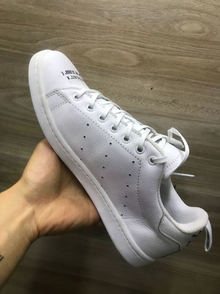 ed46c3c9df Tenis Adidas Stan Smith Masculino Branco - Mozarts Fitch Outlet