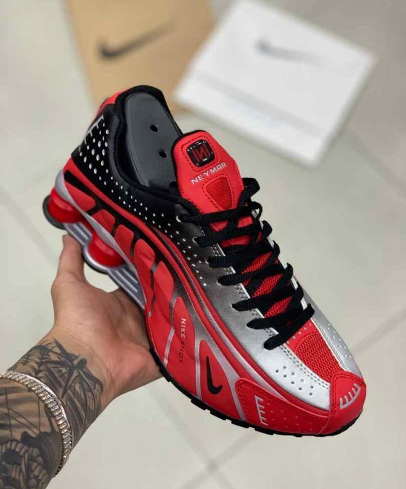 729556cc0f Nike Shox 4 Molas Importado