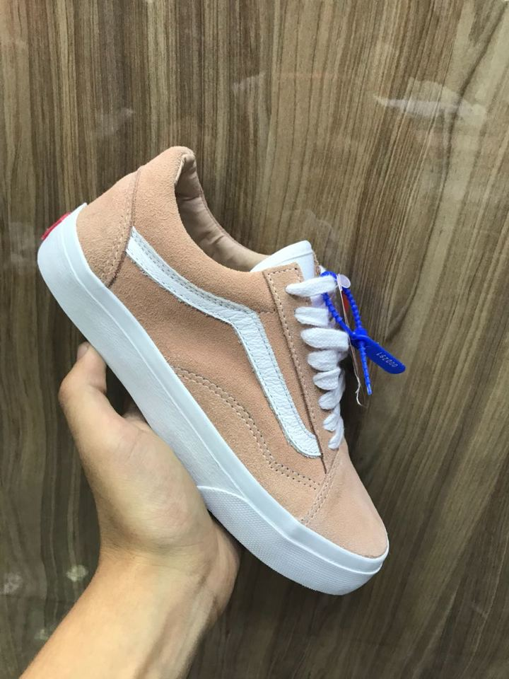2bc9a510e89 Vans Old Skool Rose Importado Feminino - Mozarts Fitch Outlet