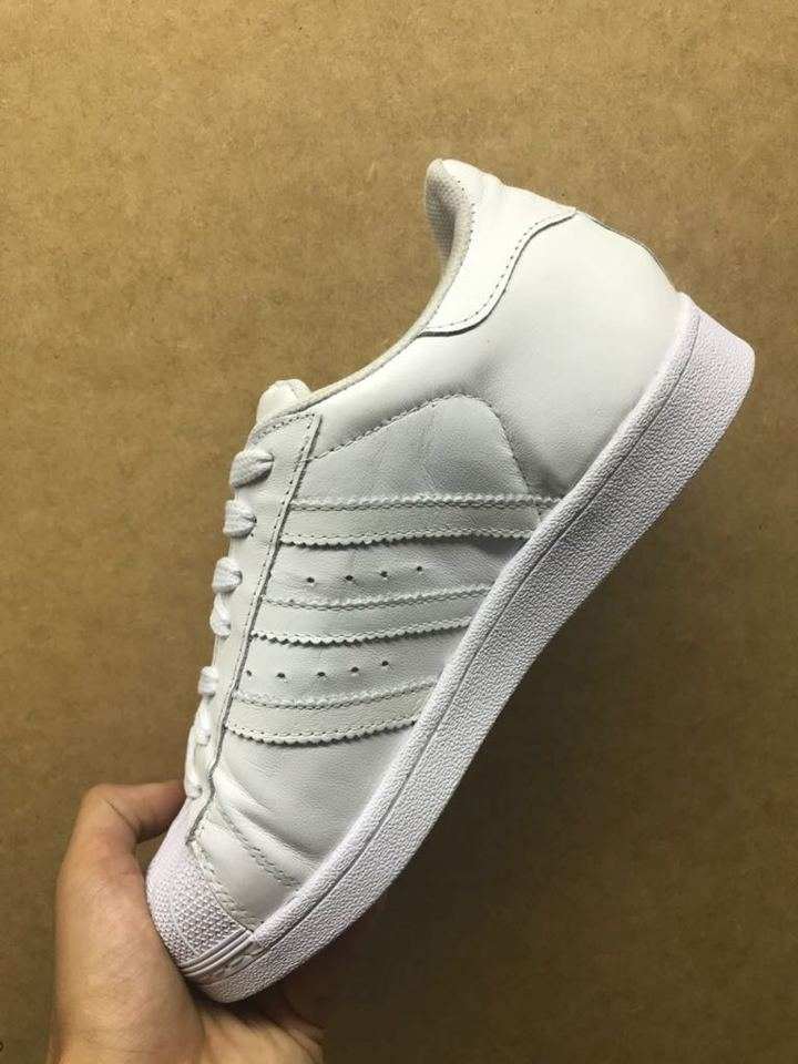 1a4f8c6eb56 Tenis Adidas Superstar Todo Branco - Mozarts Fitch Outlet