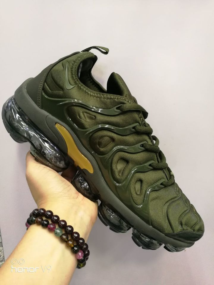air vapormax plus verde