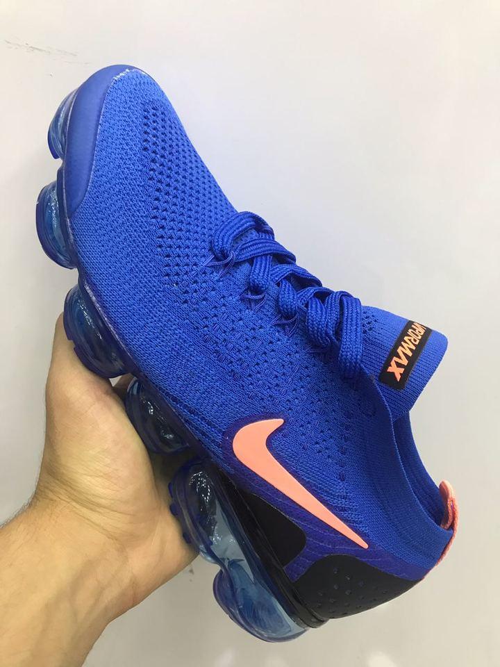 85a6ec05fc Nike Vapormax 2.0 Azul com Salmao - Mozarts Fitch Outlet