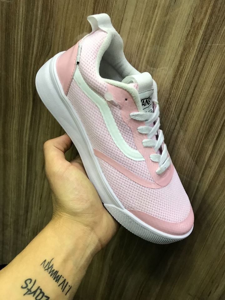 353a1fdccc8 Vans ultrarange rosa claro feminino - Mozarts Fitch Outlet