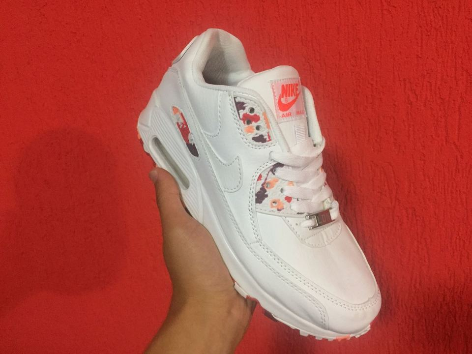b4de3881e1 Nike Air Max 90 Feminino London Pronta Entrega - Mozarts Fitch Outlet