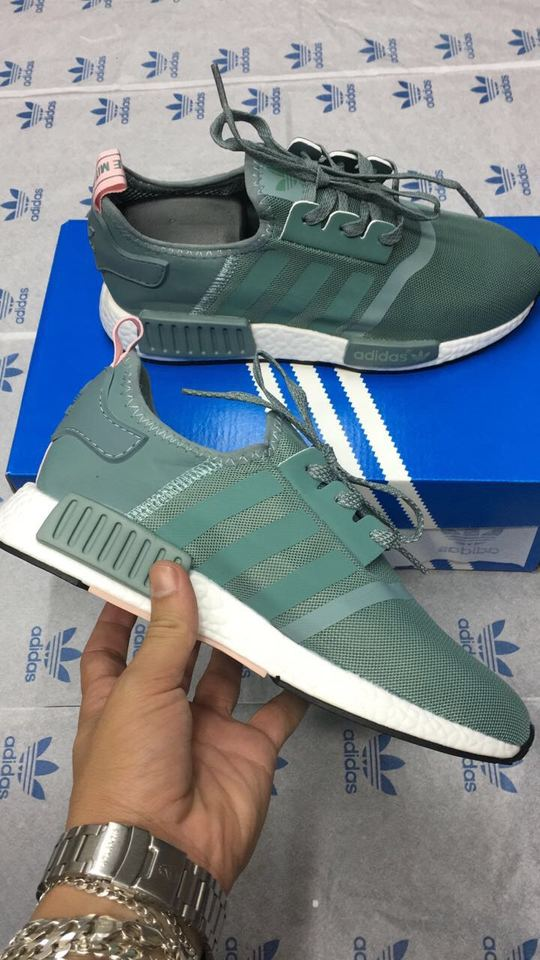 Tenis Adidas NMD Feminino Importado - Mozarts Fitch Outlet bf1beaf68bd23