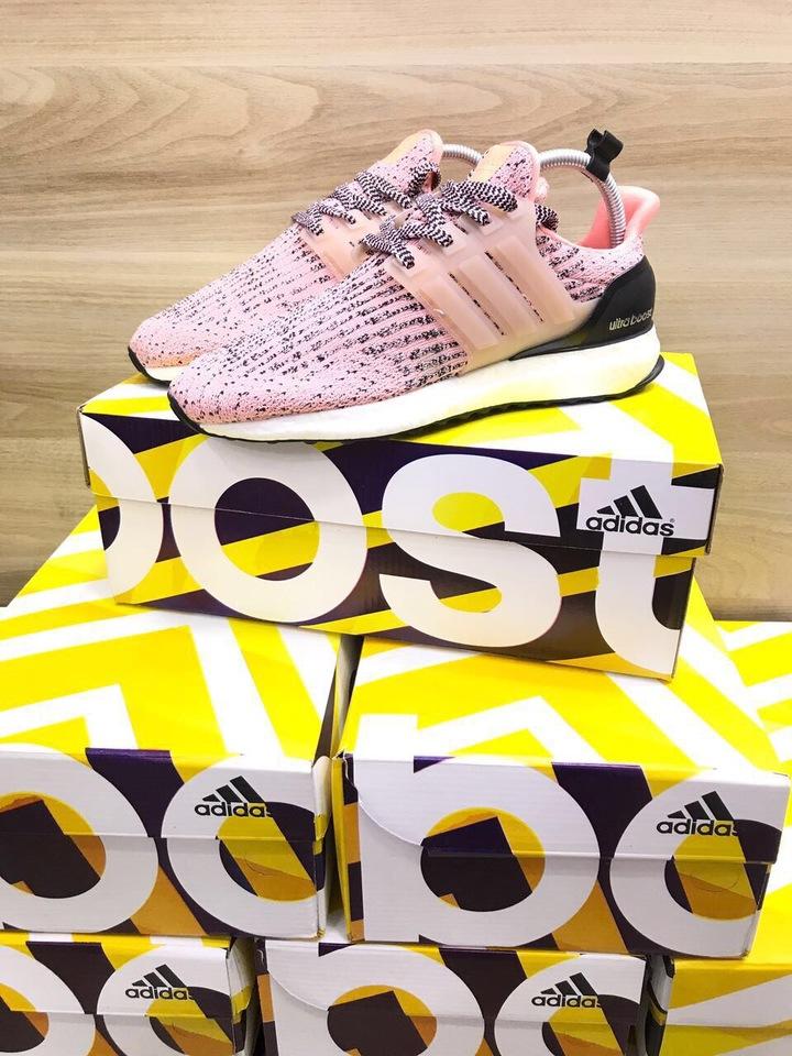 9476874a00 Tenis Adidas Ultraboost Rosa - MUNIK NUNES - Mozarts Fitch Outlet