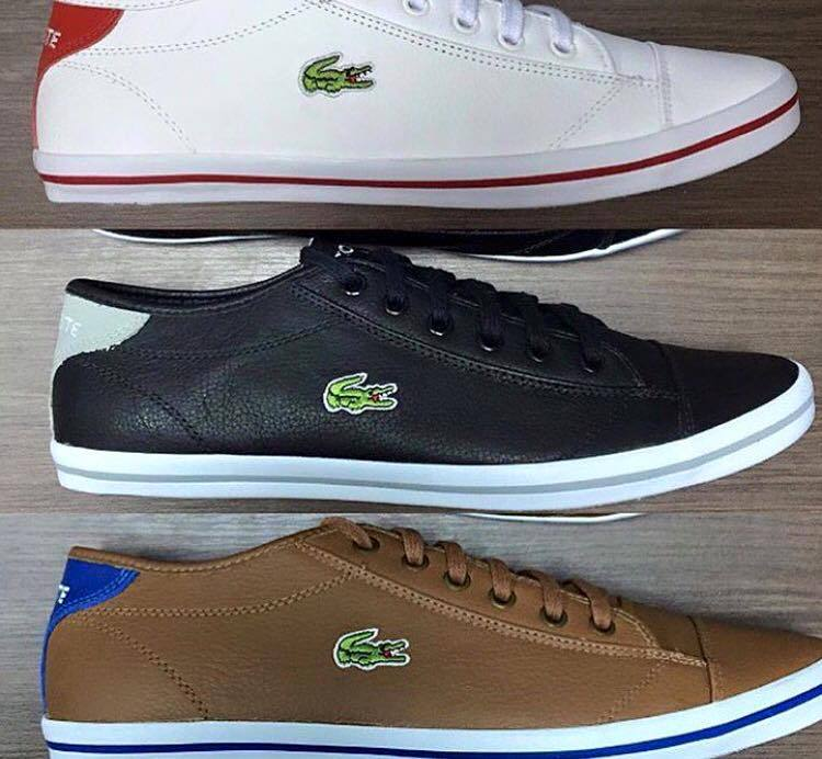 66f738c8a564f Sapatenis Lacoste - Mozarts Fitch Outlet