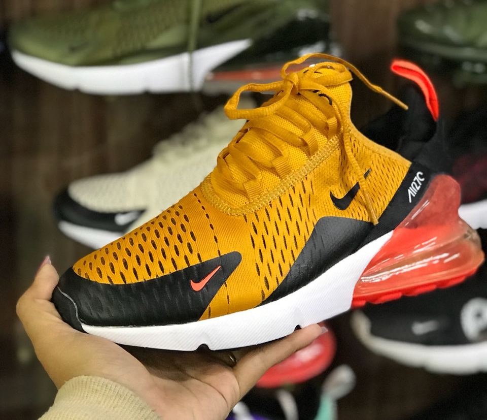 15467157e96c1 Nike air max 270 amarelo masculino - Mozarts Fitch Outlet
