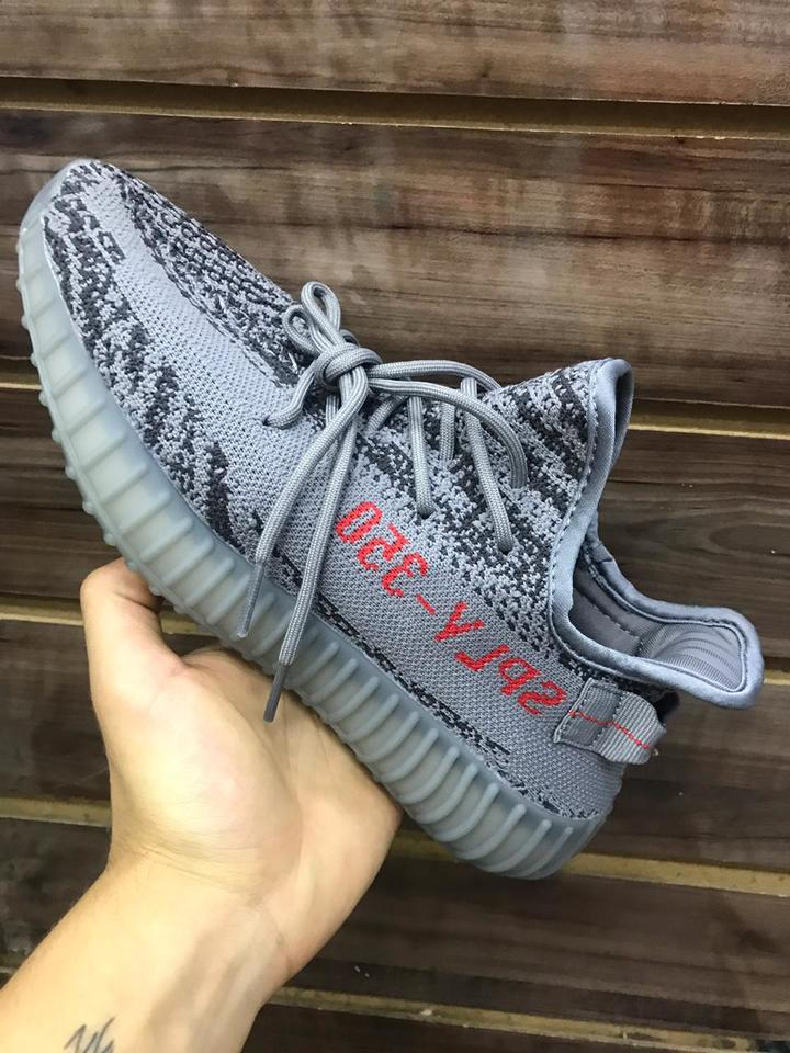 d8a0b274fd3 Tenis Adidas Yeezy Beluga 2.0 Importado - Mozarts Fitch Outlet