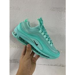 vergüenza Indica buscar  Nike Air Max 97 Verde Agua Feminino Flyknit - Mozarts Fitch Outlet