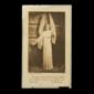 Santinho Fúnebre de MARIO DE VASCONCELLOS BASTO CORDEIRO 1907 - 1908
