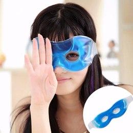 Máscara Calmante para Olhos Termo Gel - Quente e Fria