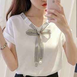 e01f54381 Ella Glamour - Blusa de renda bordada com