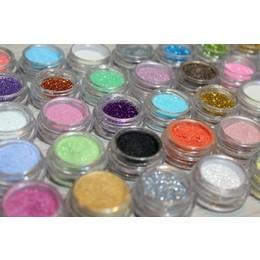 Kit com 30 Cores de Glitter