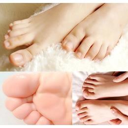 Peeling para os pés