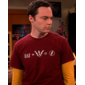 Camiseta Flash Equation Equação The Big Bang Theory