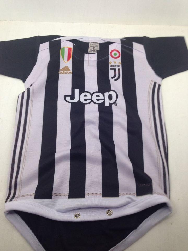 Body camisa Juventus Itália personalizado - Horror Empório ccdd55e2af22b