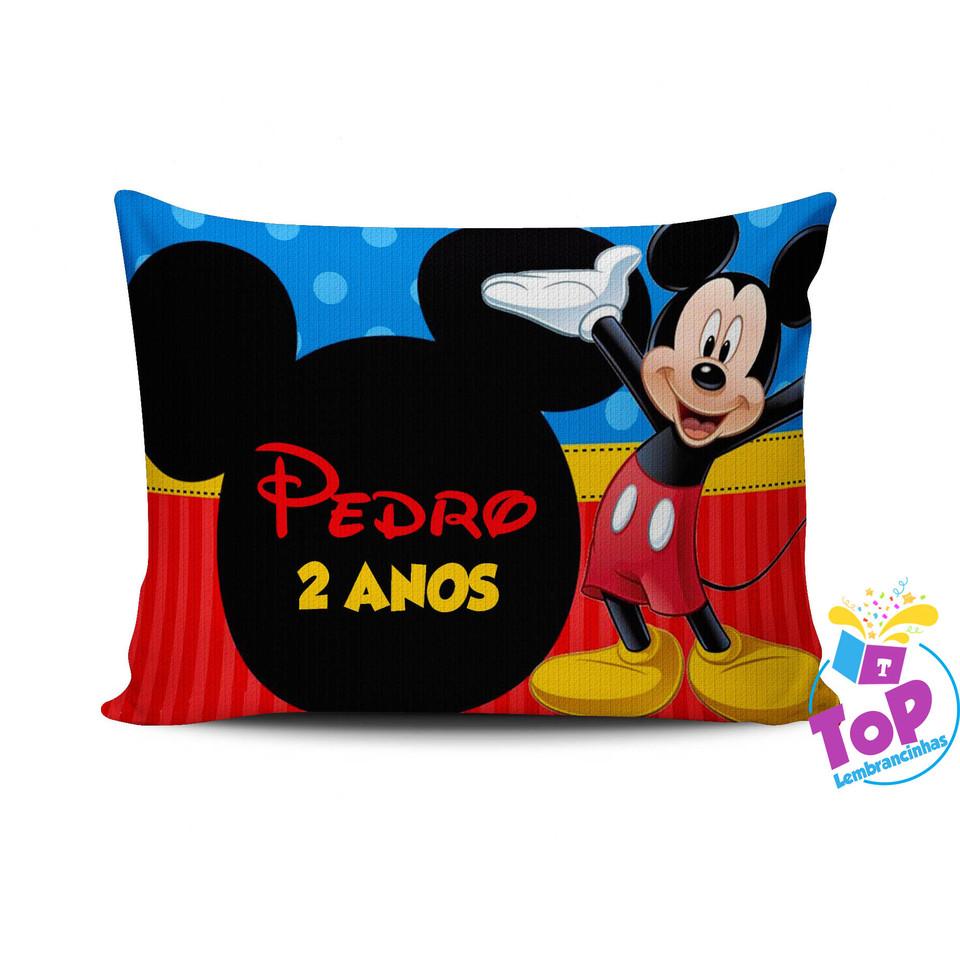 Almofada Mickey 15x20 - Modelo 2