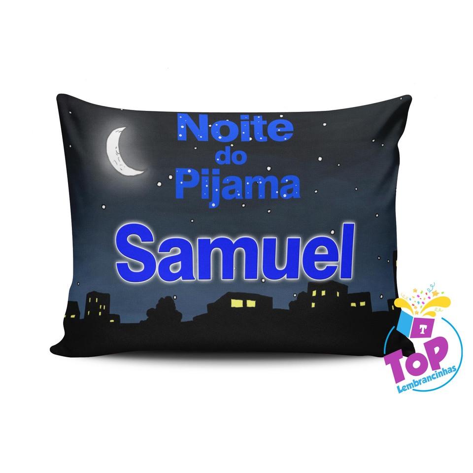Almofada Noite do Pijama 20x30 cm