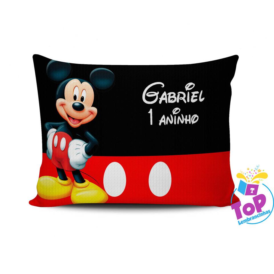 Almofada Mickey 15x20 - Modelo 1