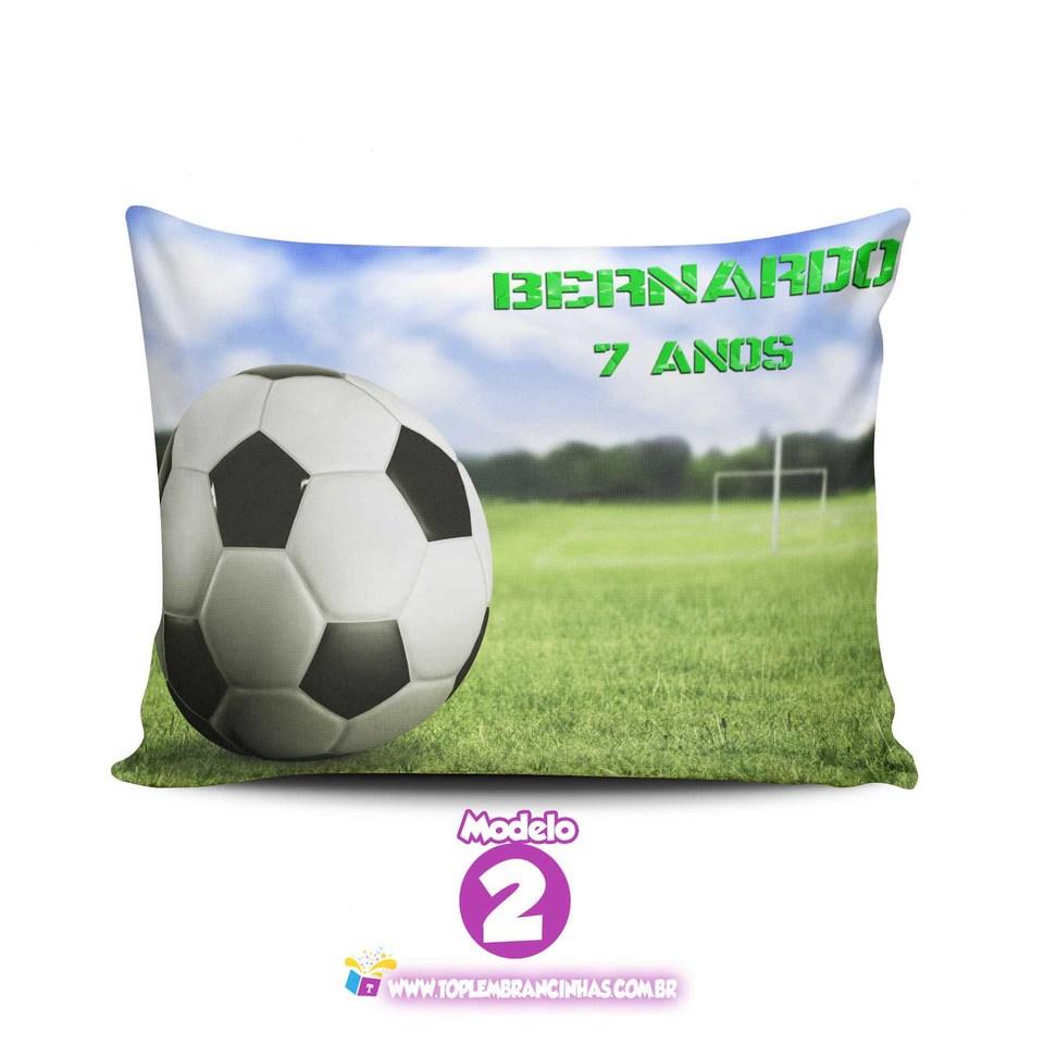 Almofada de Futebol 20x30 cm