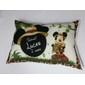 Lembrancinha Mickey safari - Almofada personalizada 15x20cm Modelo 2