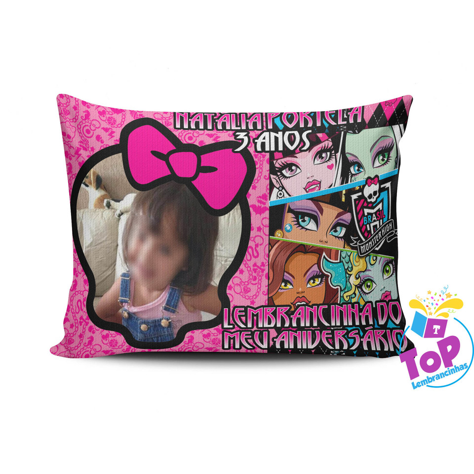 Almofada Monster High 15x20cm