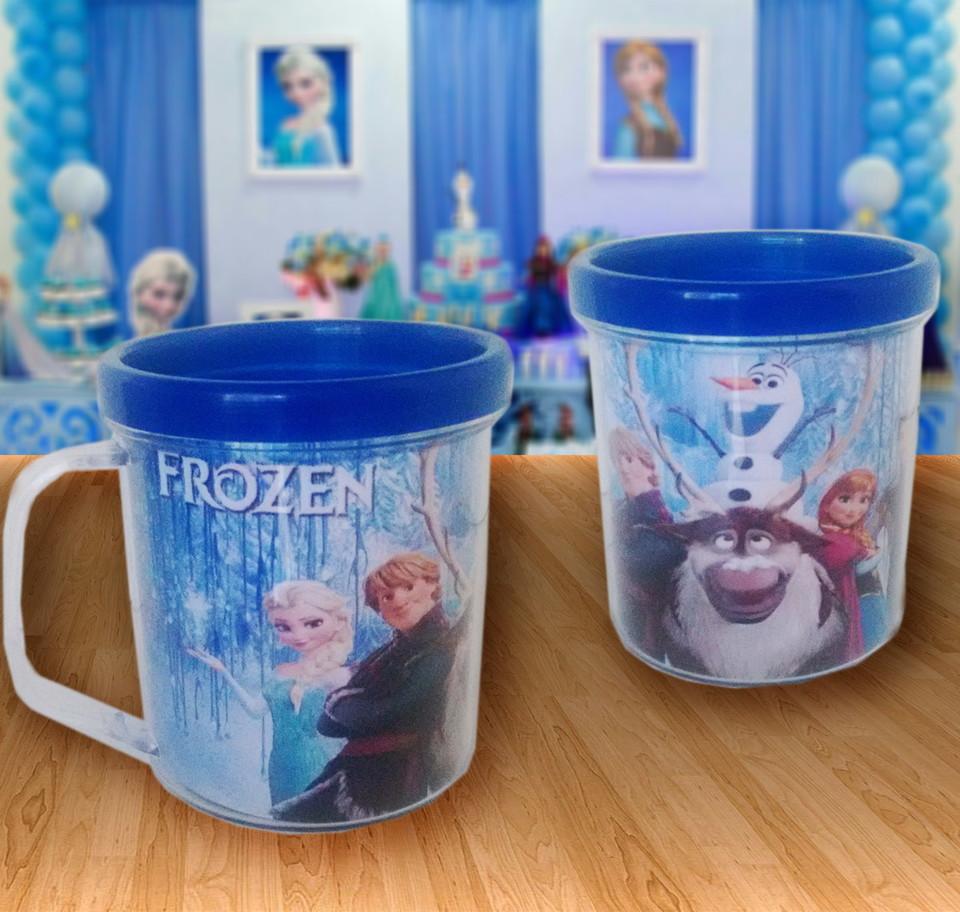 Caneca acrílica Frozen - Modelo 1