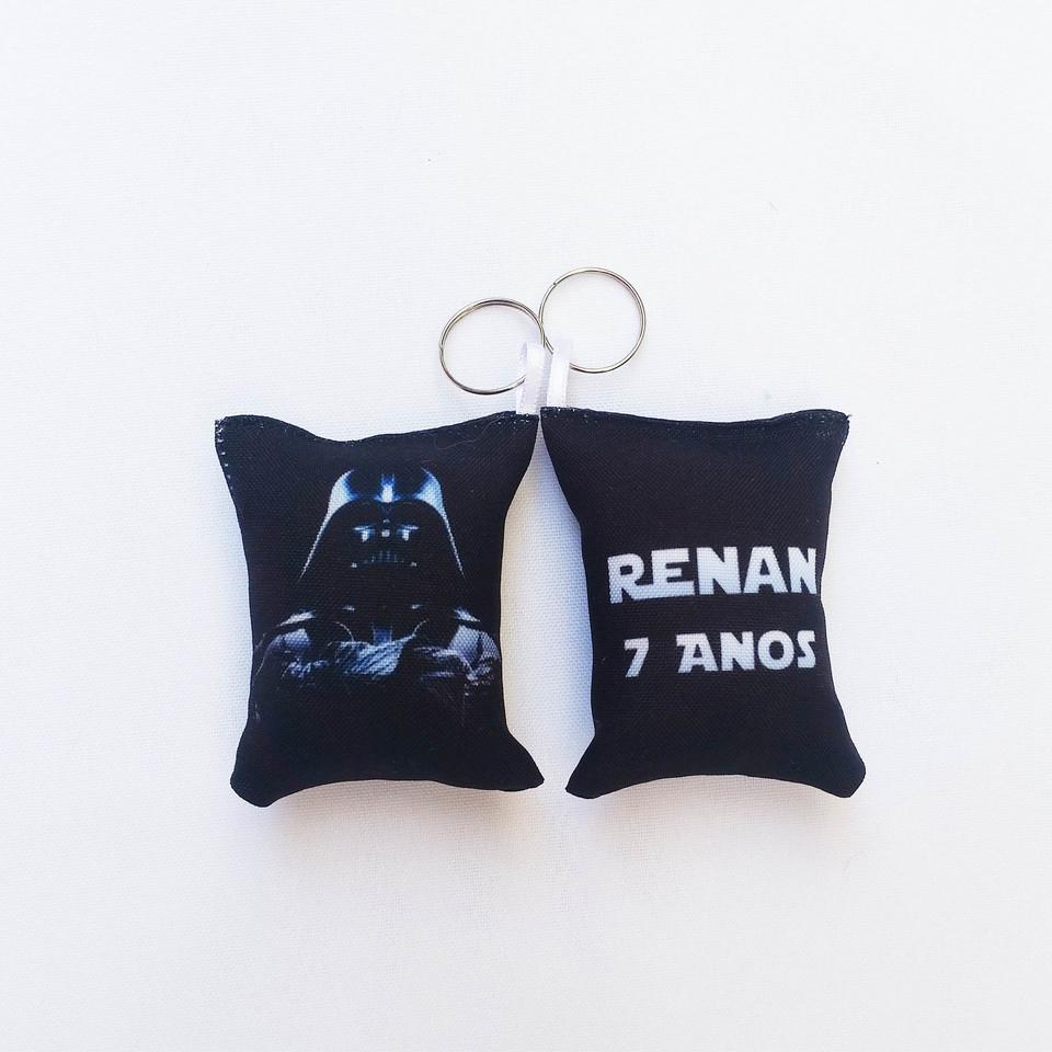Almochaveiro personalizado Star Wars - Dart Vader 7x5cm