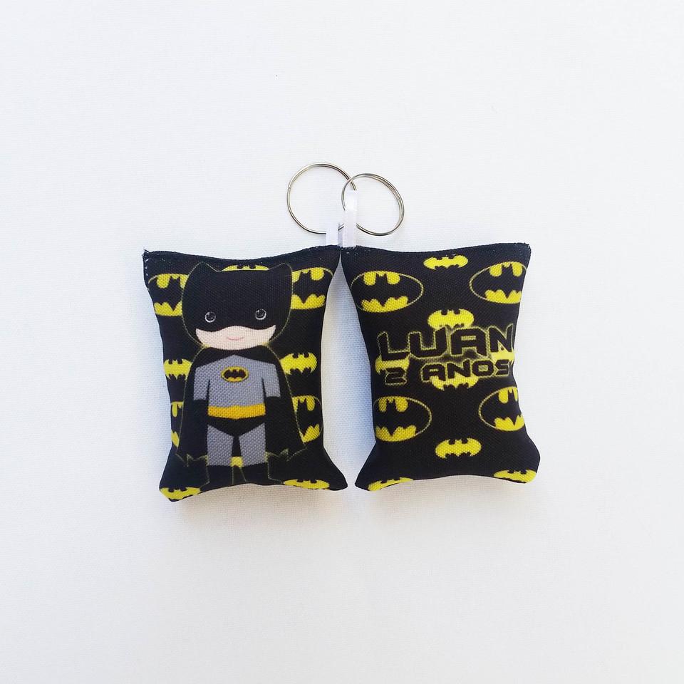 Lembrancinha Batman - Almochaveiro personalizado 7x5cm