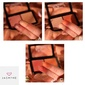 Kit com 3 Paletas de Blush Natural Jasmyne