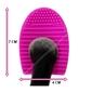 Brushegg - Esponja de Silicone para Limpeza de Pincéis