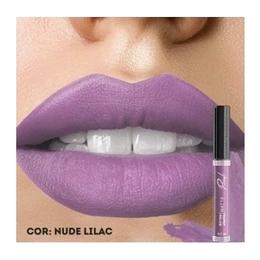 Batom Líquido Ricosti Nude Lilac