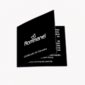 Brinco Rommanel Formato de Gotas Vazadas 523049