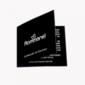 Anel Rommanel Skinny Formado por Fio Torcido com Cristal 511920