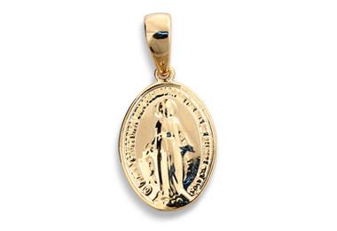 Ref. 540296 Pingente Rommanel Medalha Imagem