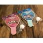 Kit raquetes de ping pong, para meninos e meninas Lol