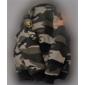 Jaqueta Camuflada Infantil - Estilo Militar