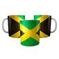 """CANECA """"BANDEIRA DA JAMAICA"""" - (PRÉ-VENDA)"""